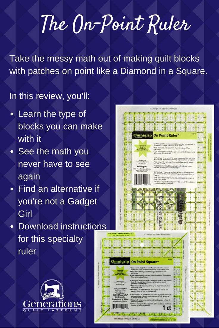 Pin the On-Point ruler review