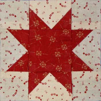 Red Pepper Quilts: Kaleidoscope Block and Free Foundation