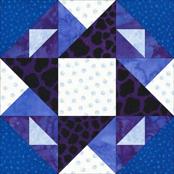Paradox quilt block