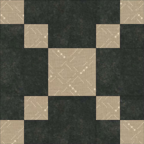 Pennsylvania quilt block design