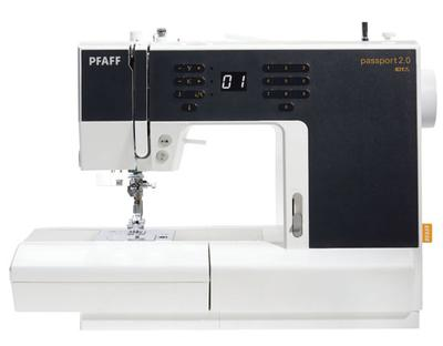 The Pfaff Passport 2.0 Sewing Machine