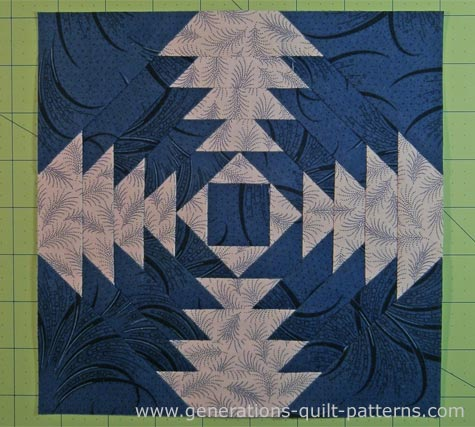 Free Pineapple Quilt Patterns Illustrated Step By Step