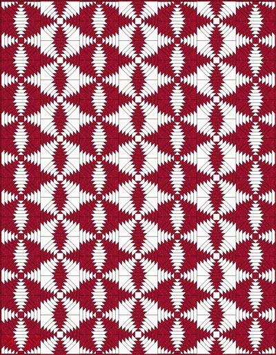 Pineapple Quilt Pattern Designs