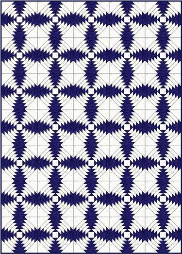 Pineapple Quilt Pattern Designs : pineapple block quilt pattern - Adamdwight.com