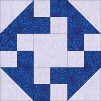 Prairie Queen quilt block design