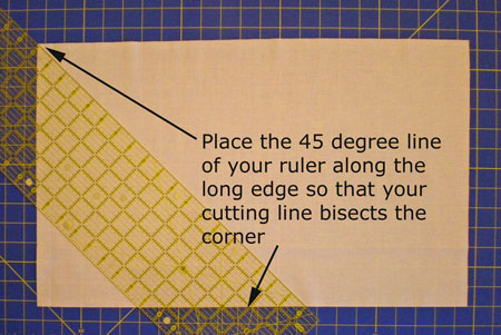 Quilt Binding Instructions How To Make Continous Bias