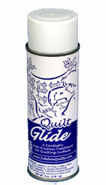 A can of Quilt Glide