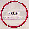 Quilt Halo by Sharon Schamber