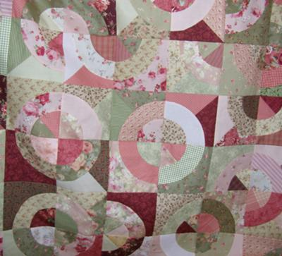 Quilting Pattern For Circles