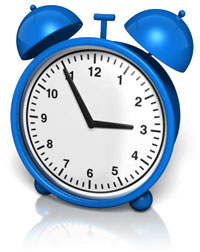 Set a timer to force yourself to get up and move every so often!
