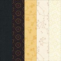 Quilt block 1 for woven quilt