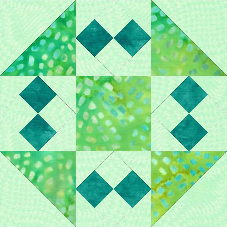 Richmond quilt block design