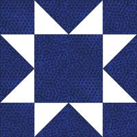 Sawtooth Star design