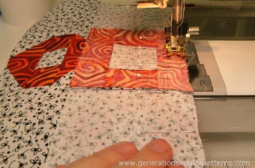Santa Fe Quilt Block Pattern 4 1 2 Quot 9 Quot 18 Quot Finished