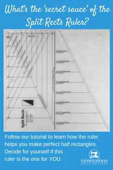 What's the 'secret sauce' of a Split Rects Ruler?