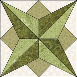 Star - Kaleidescope variation