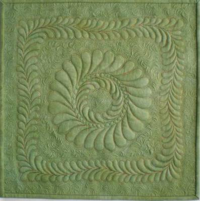 This quilt is constructed with wool batting.<br><br>Click on each thumbnail below for a larger image<br><br>