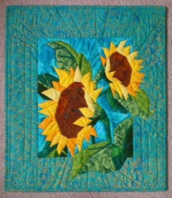! Insights From SewCalGal: Free-Motion Quilting