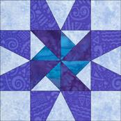 Telluride Puzzle quilt block