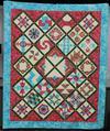 Sylvan Lake Quilters Guild Raffle Quilt
