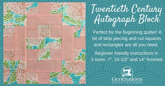 The Twentieth Century Autograph tutorial starts here