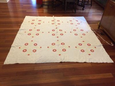 Entire quilt