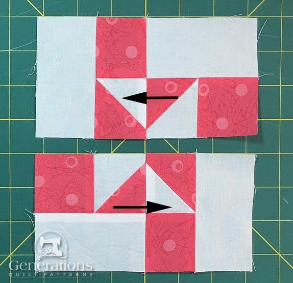 Quilt Patterns Windmill Block : Windmill Quilt Block Tutorial: 4