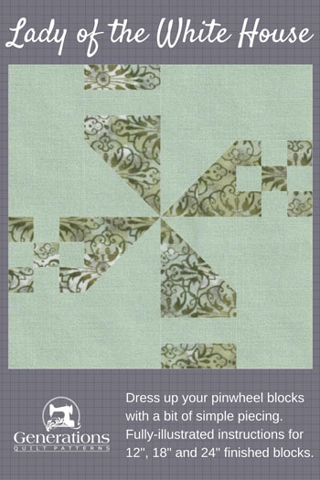 Click to pin this tutorial to your 'Quilt Blocks' board