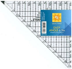 Easy Angle Triangle Ruler available from Amazon.com