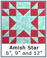 Free Quilt Block Patterns Library : star block quilt pattern - Adamdwight.com