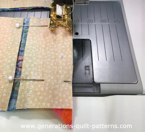 Add a #4 to the sides of two RF units