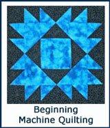 Go to Beginning Machine Quilting