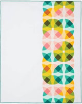 Color Wheels quilt kit available from KeepsakeQuilting.com