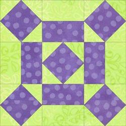 Friendship Quilt quilt block