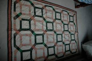 Garden Maze quilt - original