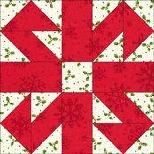 Lucky Pieces quilt block design