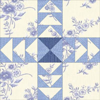 Easy Jacob S Ladder Quilt Block Instructions For 4 5 Quot 6