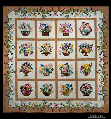 Lillian's Legacy<br />The Jacksonville Museum Quilters 2011 Raffle Quilt<br /><br />