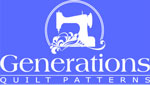 Generations Quilt Patterns logo
