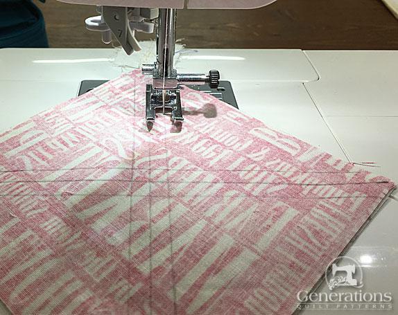 Stitch the HSTs