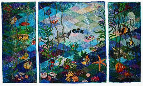 Ocean Paradise by Betty Alofs