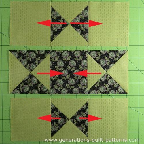 Ohio Star Quilt Block: Illustrated Step-by-Step Instructions in 5 ... : quilt directions - Adamdwight.com