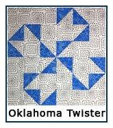 Oklahoma Twister Designs