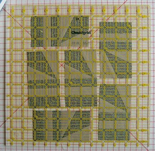 The secret step to pressing quilt blocks flattest!