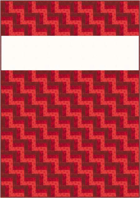 Applique quilt layout 1