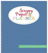 Click here to learn more about the Scrappy Project Planner available from either FatQuarterShop.com or Amazon.com