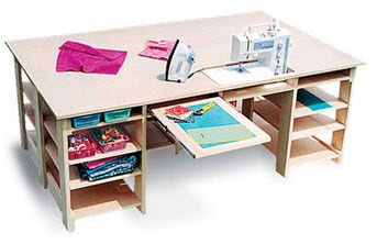 Your Quilting Table and Chair - Choose the Best for YOU! : folding quilting table - Adamdwight.com