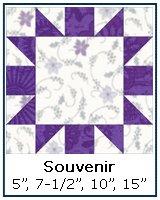 Souvenir Quilt Block Tutorial