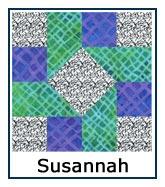Susannah quilt design inspiration