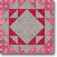 Triangle Quilt quilt block